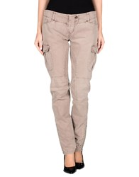 Pinko Black Trousers Casual Trousers Women Light Brown