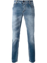 Etro Slim Fit Jeans Blue