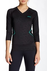 Asics Break Performance Tee Black