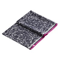 Joules Wensley Winter Ditsy Print Scarf Navy