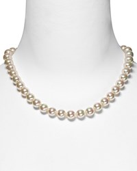 Majorica 10Mm Simulated Pearl Necklace 18