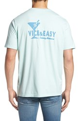 Tommy Bahama Men's 'Vice And Easy' Graphic T Shirt