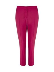 Paul Smith Black Tailored Trousers Pink