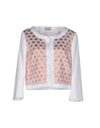 Ki6 Who Are You Suits And Jackets Blazers Women Pastel Pink