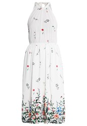 Mintandberry Summer Dress White Alyssum