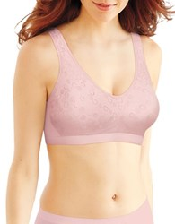 Bali Comfort Revolution Shaping Wirefree Bra With Smart Sizes Hush Dot
