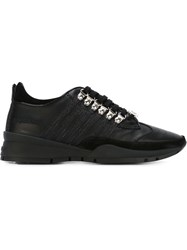 Dsquared2 Low Sneakers Black