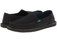 Sanuk Donna Paige Black Women's Shoes