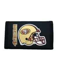 Rico Industries San Francisco 49Ers Nylon Wallet Team Color
