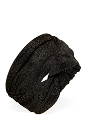 Forever 21 Knotted Glitter Headwrap
