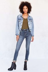 Bdg Twig High Rise Skinny Jean Rinsed Denim