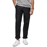 Oliver Spencer Black Worker Trousers