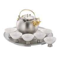 Royal Selangor Dragon Wine Set