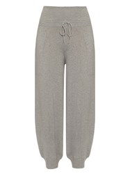 Barrie Troisieme Dimension Cashmere Trousers Light Grey