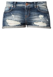 Ltb Judie Denim Shorts Becca Wash Destroyed Denim