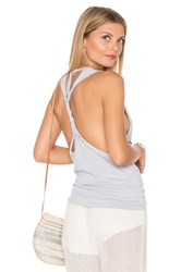 Lamade Braided Tank Gray
