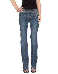 Carlo Chionna Denim Denim Trousers Women