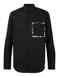 Stampd Square Printed Shirt