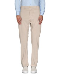 Marithe' F. Girbaud Marithe Francois Girbaud Trousers Casual Trousers Men Beige