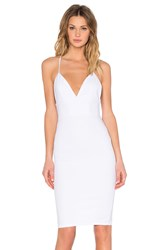 Toby Heart Ginger Sophia Midi Dress White