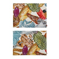 Missoni Home Champignon Rectangular Placemat Set Of 2