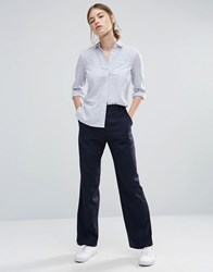 Wood Wood Patricia Trousers Navy