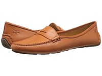 Patricia Green Bristol Orange Women's Flat Shoes