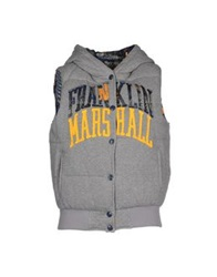 Franklin And Marshall Jackets Grey