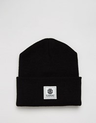 Element Beanie Dusk Black