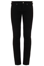 Isabel Marant Women S Stanford Oragami Slim Jean Boutique1 Black