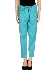 True Tradition Casual Pants Turquoise
