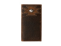Ariat Southwest Cutout Rodeo Wallet Brown Wallet Handbags