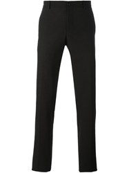 Giorgio Armani Tailored Trousers Brown