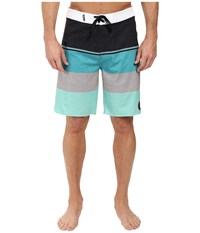 Rip Curl Mirage Sections Boardshorts Teal 1 Men's Swimwear Green