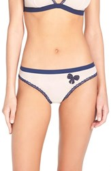 Cosabella Women's 'Orly' Bow Applique Bikini