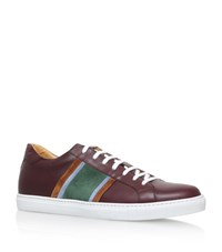 Sutor Mantellassi Scott Sneakers Male Wine
