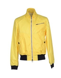 Historic Research Jackets Yellow
