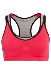 Falke Sports Bra Rose Red