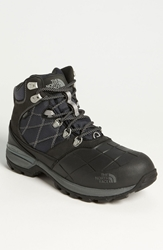 The North Face 'Snowsquall' Snow Boot Black Griffin Grey