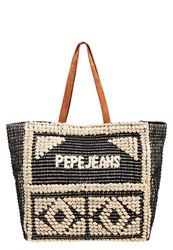 Pepe Jeans Logo Tote Bag Multicoloured