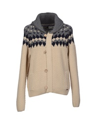 Red Soul Sweaters Ivory