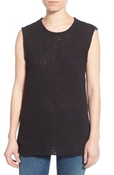 Women's James Perse 'Web Jersey' Cotton Shell