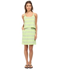 Kavu Coco Dress Highlighter Women's Dress Yellow