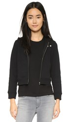 Marc By Marc Jacobs Googly Sweatshirt Black