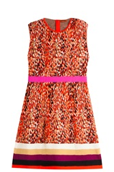 Missoni Leopard Short Dress