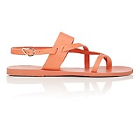 Ancient Greek Sandals Women's Alethea Leather Slingback Peach