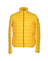 313 Tre Uno Tre Down Jackets Acid Green