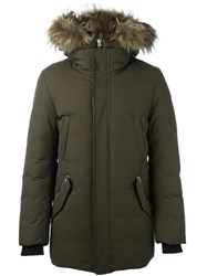 Mackage 'Edward' Coat Green