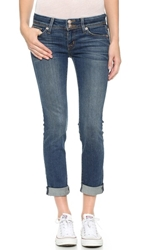 Hudson Ginny Straight Ankle Jeans Hollywoodland