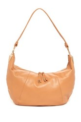 Foley Corinna Fleetwood Leather Hobo Orange